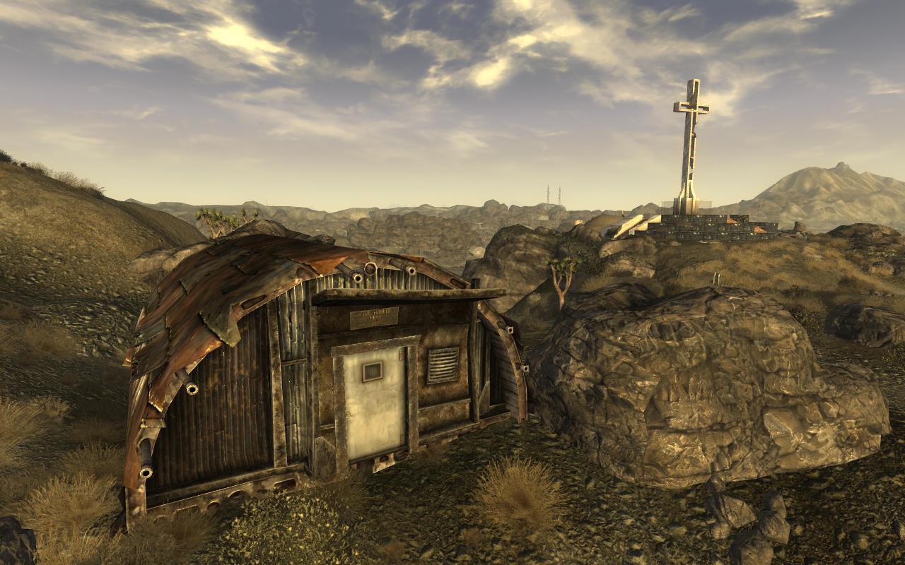 Abandoned shack (Fallout: New Vegas) | Fallout Wiki | FANDOM