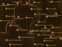 FNV Карта СЕРЧЛАЙТ - ОТДЕЛЕНИЕ ПОЛИЦИИ