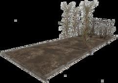 FO4 Garden plot