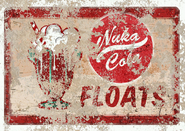 FO4 banner nuka cola floats