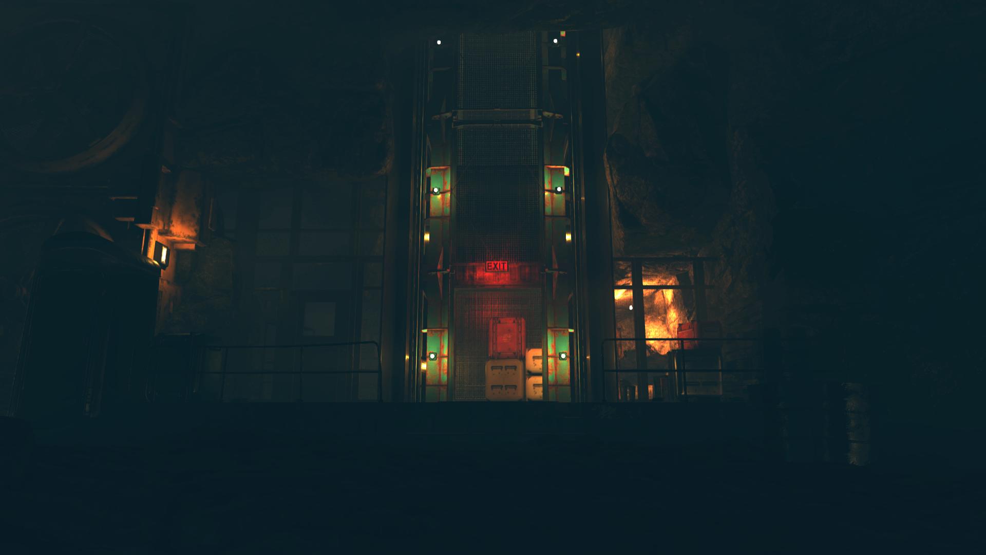 FO76WL Vault 79 elevator