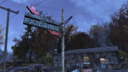 FO76 Lewis sons sign