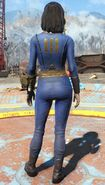 Fo4 vault 111 jumpsuit female