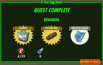 FoS E-Ster Egg Hunt rewards