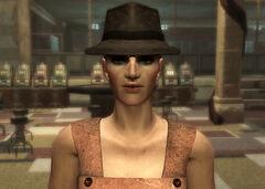Joana disguised