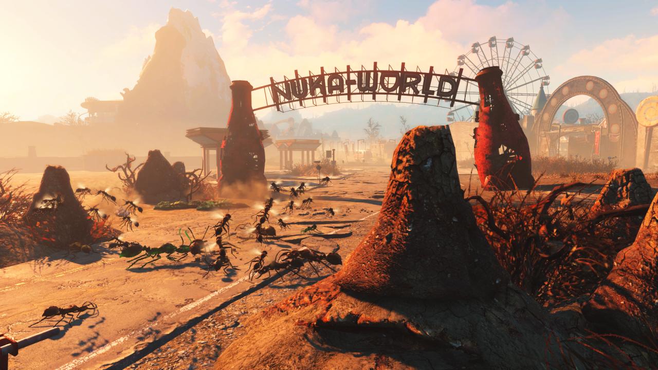 Nuka-World entry