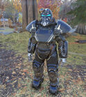 NukaShine Power Armor FrontView