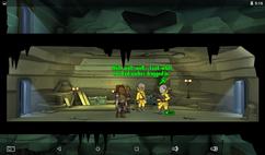 Sabotage Quest FOS