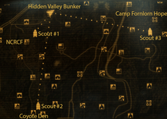 Brotherhood scout map