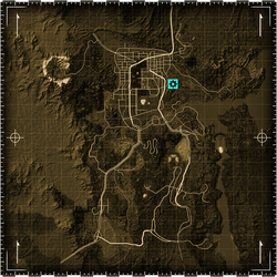 FNV Vault 34 gmap