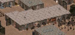 FO2 machine shop a roof in Gecko