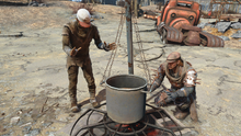 FO4 Мikey and Moss