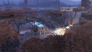 FO76 Glassed cavern