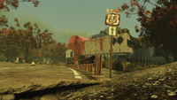 FO76 Location road sign new 7