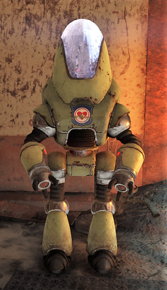 FO76 Vendor bot Mack