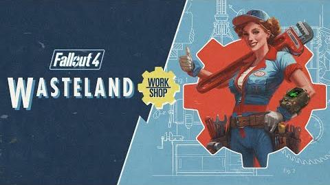 Fallout 4 – Offizieller Trailer für Wasteland Workshop