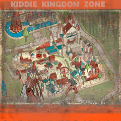 NW Park Map Kiddie Kingdom