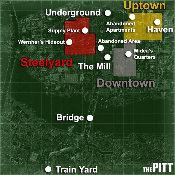 The Pitt (city) | Fallout Wiki | FANDOM powered by Wikia