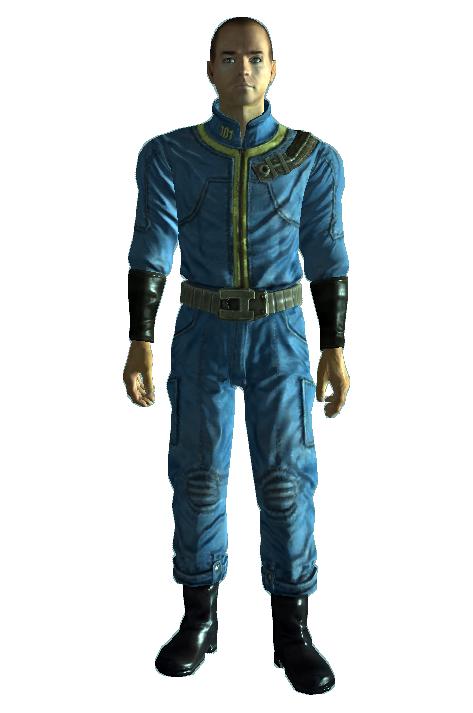 vault tec slave suit