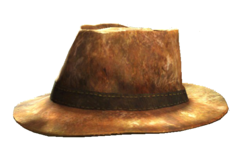 Dirty fedora