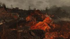 F76 Burning Mine 1
