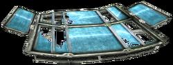 FNV объект Сломанный солнечный отражатель (Гелиос Один)