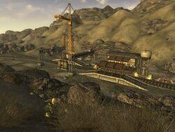 FNV Emergency service railyard