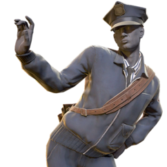 FO76 Atomic Shop - Postal uniform
