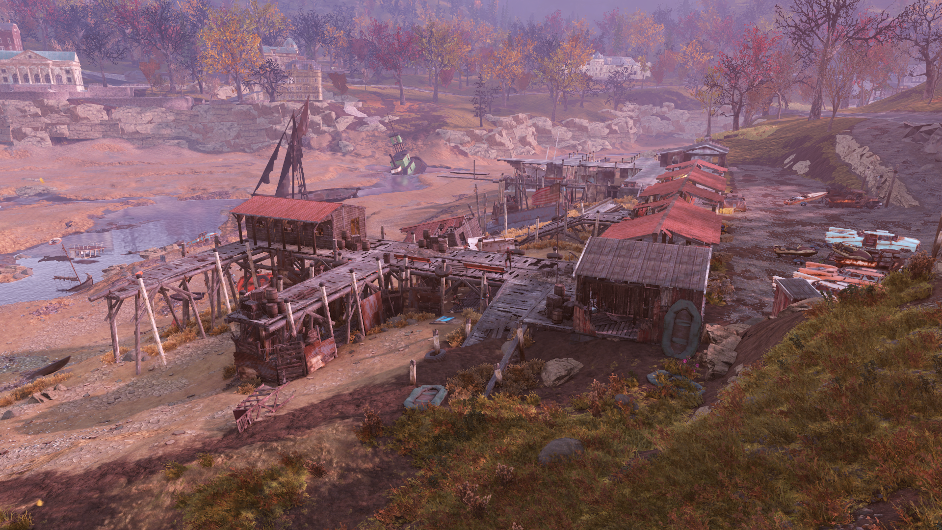 FO76 Summersville docks.png