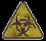 Fo4 hazard sign