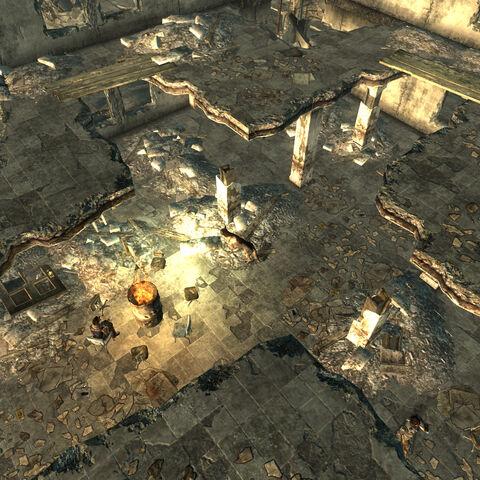 Вид на Храм зверху