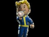 Bobblehead: Energy Weapons