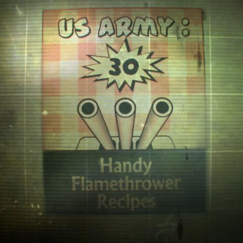 «Армія США: 30 рецептів запалювальних сумішей» на <a class=