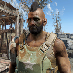 FO4 Boomer armor removed