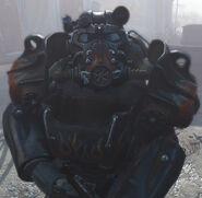 FO4 Duke in power armor