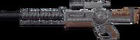 FO4cc gauss rifle butt and barrel 2