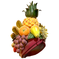 FO76 Fruit Hat HD