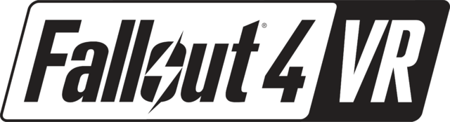 File:Fallout 4 VR Logo.png