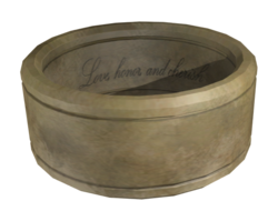 Fo4 wedding ring