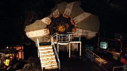 Fo76 Vault 63 entrance BETA
