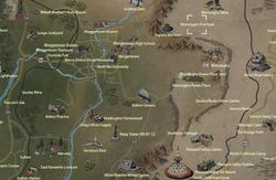 Monongah Overlook map
