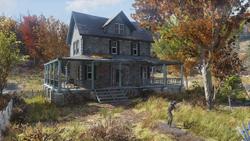 Wixon homestead house