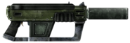 12.7mm submachine gun 1 2