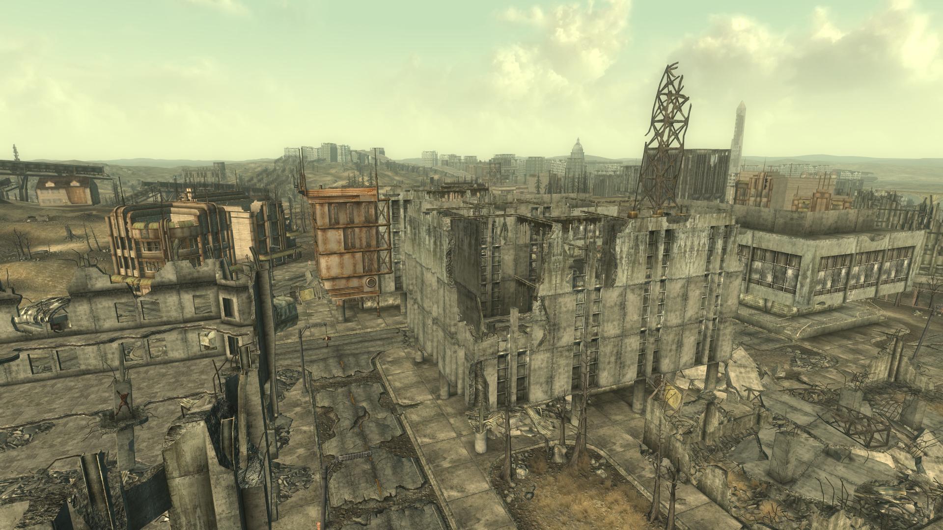 Bethesda ruins | Fallout Wiki | FANDOM powered by Wikia