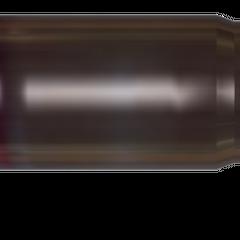 Порівняння розмірів снаряда гвинтівки Гауса і кулі кал. 22