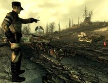 FO3 Enclave Training Outpost