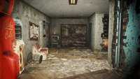 FO4 WS apartments corridor 1st floor