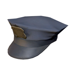 FO76 Atomic Shop - Postal hat