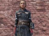 Responder fireman uniform