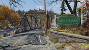 Fo76 P Pleas bridge